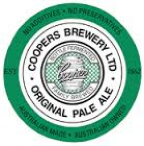 coopers pale logo